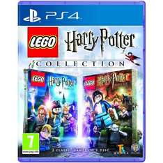 LEGO Harry Potter Collection PS4 - £13.46  Mymemory with code