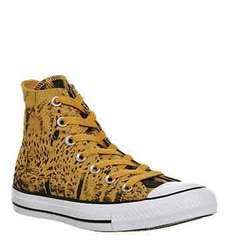 Converse All Star Hi Canvas Mirrored Leopard Print - £18 (free C+C / £3.50 delivery) @ Office.co.uk