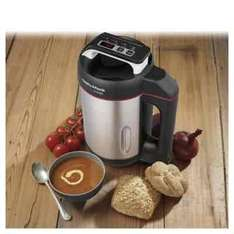 Morphy Richards 501014 Saute & Soup Maker - Brushed Stainless Steel was £69 now £30 Free C&C @ Tesco Direct