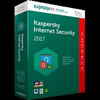 Kaspersky Internet Security 2017 £17.99 @ computer active