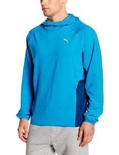 PUMA Tech Men's Sweatshirt Fleece Hoodie, £12 for prime / £15.99 non prime @ amazon