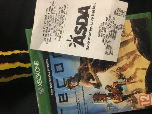 (Xbox One) Recore £3.00 in store @ Asda - Telford
