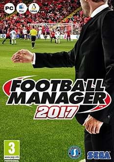 Football Manager 2017 - £11.65 @ Amazon (Digital Download)
