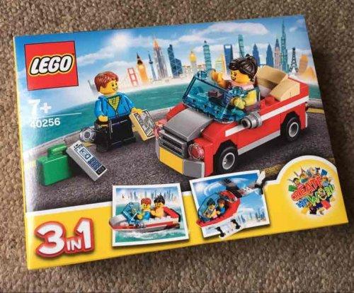 Lego 'Create the World' set £6 exclusive to Sainsburys.