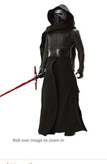 Star Wars - The Force Awakens 18-Inch Big Kylo Ren Figure £10.94 delivered - Dispatched from and sold by Littlewoods Clearance / Amazon