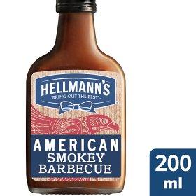Hellmann's American Smokey BBQ Sauce Dressing (200g) was £2.08 now £1.00 (Rollback Deal) @ Asda