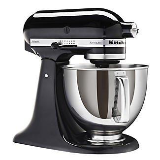 KitchenAid Artisan 5KSM150PSB 4.8L Mixer (Manufacturer refurbished)
