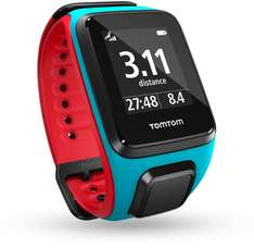 TomTom Outlet Runner 2 & Spark Watches at discounted prices - £65.99