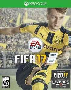 FIFA 17 Xbox one £7.99 at cd keys! (plus 5% off with Facebook like)