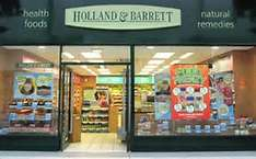 BOGOF on all nuts, dried fruit and snacks @ Holland & Barrett (instore)
