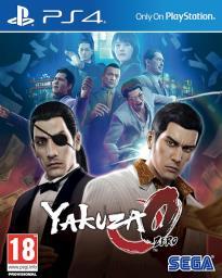Yakuza 0 [PS4] £21.99 preowned @Grainergames