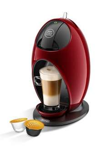 De'Longhi Nescafé Dolce Gusto Jovia Manual Coffee Machine EDG250.R - Red @ Amazon for £29.99