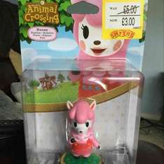 Animal crossing amiibos Smyths toy stores from £3