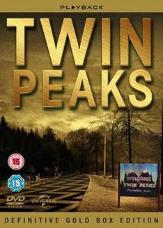 Twin Peaks - Definitive Gold Box Edition - £9.99 including p&p at Base.com