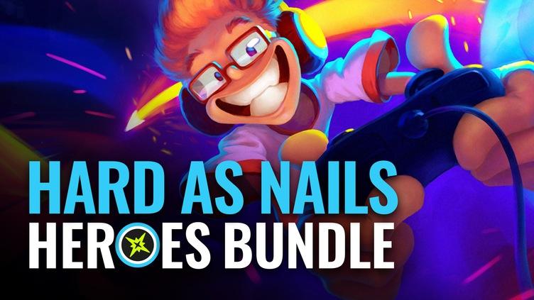 Steam keys on sale - different Heroes Bundles of 8 games for £1.39 at Bundlestars