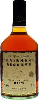 Chairmans Reserve Rum 70cl £20.00 delivered @ amazon
