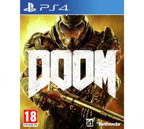 Doom [PS4/XBox] £8.99 @ Argos