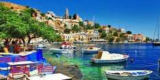 From London: 14-22 June, 1 Week in Rhodes £130.50pp @ Thomson inc flights, luggage, transfers - Total for 2 £261
