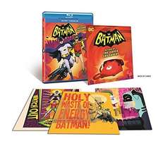 Batman: Return of the Caped Crusaders + Limited Edition Artcards [Includes Digital Download] [Blu-ray] £6 (w/prime) £7.99 (incl del) @ Amazon