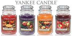 All Yankee Candle jars 50% off at @A write card (Instore only)