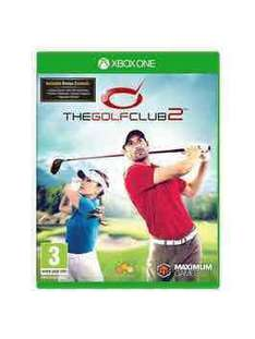 The Golf Club 2 £24.99 (+£3.99 del = £28.98) + some cashback via quidco at Very.co.uk