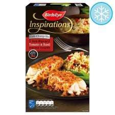 Birds Eye Inspirations Fish Chargrilled With Tomato and Basil 300G £3.50 but 3 for £5 @ Tesco