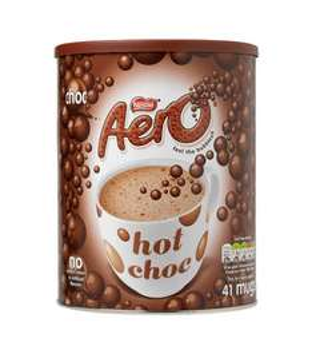 AERO Instant Hot Chocolate, 1 kg Tin - £4.62 @ Amazon - Add on