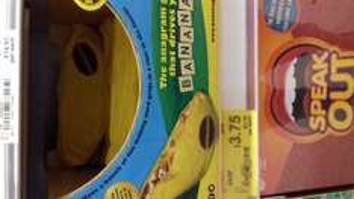 Bananagrams £3.75 Warrington Asda