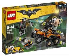 Lego Bane Toxic Truck Attack £37.35 Delivered @ Amazon
