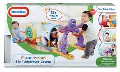 Little Tikes Lil' Ocean Explorers 3-in-1 Adventure Course  only £19.99 & Free C&C @ Tesco Direct