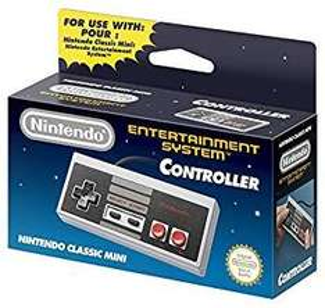 Official Mini Nes Classic Controller £24.99 Amazon