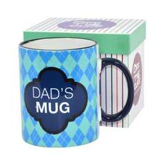 20% off all Fathers Day gifts and free delivery eg Dad's Mug was £6.99 now £2.80 delivered with code more in post @ Internet Gift Store