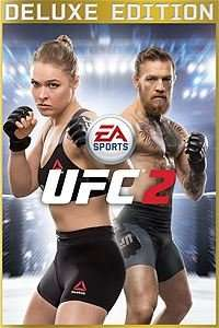 EA SPORTS UFC 2 Deluxe Xbox One £10 with Xbox Live Gold 21hrs remaining @ Microsoft