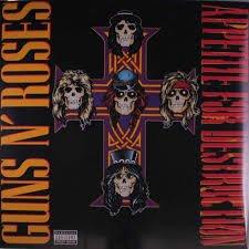 Appetite for Destruction- Guns N Roses (Vinyl)- £8.99 for purehmv members
