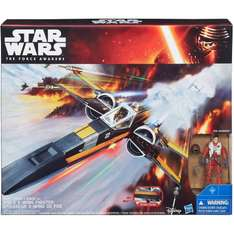 Star Wars Poe's X-Wing Fighter reduced to clear at £18 TK Maxx instore