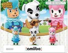 Animal Crossing 3 Amiibo Del £9.99 @ Game
