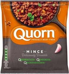 Quorn Meat Free Mince (Gluten Free) 500g (Frozen) was £2.79 now £1.39 @ Iceland