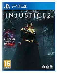 Injustice 2 inc. Darkseid DLC (PS4) £33.79 @  funboxmedialtd / Ebay