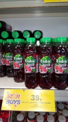 volvic 39p @ Home bargains
