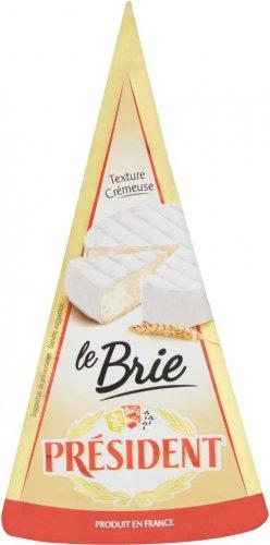 Président Brie (200g) was £1.90 now £1.26 @ Ocado