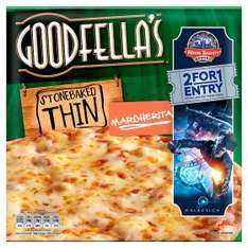 Goodfella's Margherita Thin Pizza - ASDA Groceries - £1.50 (online & instore)
