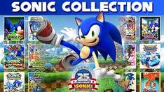 Sonic Games Collection (steam) £13.99 @ Bundle stars