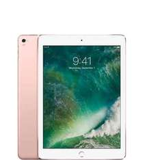 """Refurbished"" 9.7"" Pad Pro 32GB WiFi in Rose Gold or Gold - £439 @ Apple"