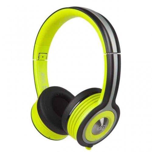 Monster iSport Freedom Wireless Bluetooth On Ear Headphones Green Sweatproof New £59 Tesco ebay