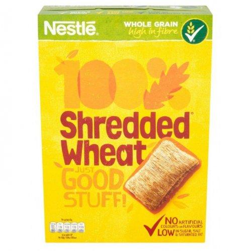 Shredded Wheat 16 pack 50p poundstretcher