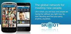 WITHOUT ADVERTISEMENTS! [Apps] Google Weekly Deal - SKOUT+ - Meet, Chat, Friend - 95% off - 10p