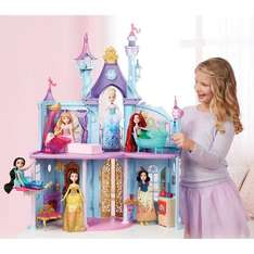 Disney Princess Royal Dreams Castle Playset £49.99 @ Toys R Us
