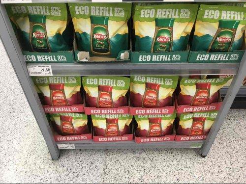kenco 150g refills only £1.50 in Asda dundonald