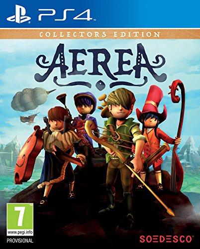 Action RPG AereA PS4 £34.99 @ Amazon