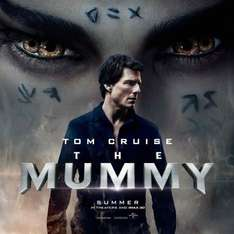 "Odeon cinema. Watch The Mummy enter ""MUMMY150"" to get £1.50 off your purchase."